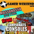 Joventut. Gamer Weekend 2019